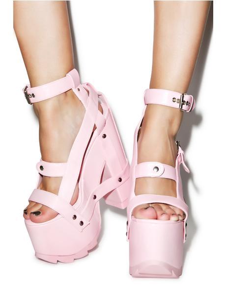Nightcall Platform Heels