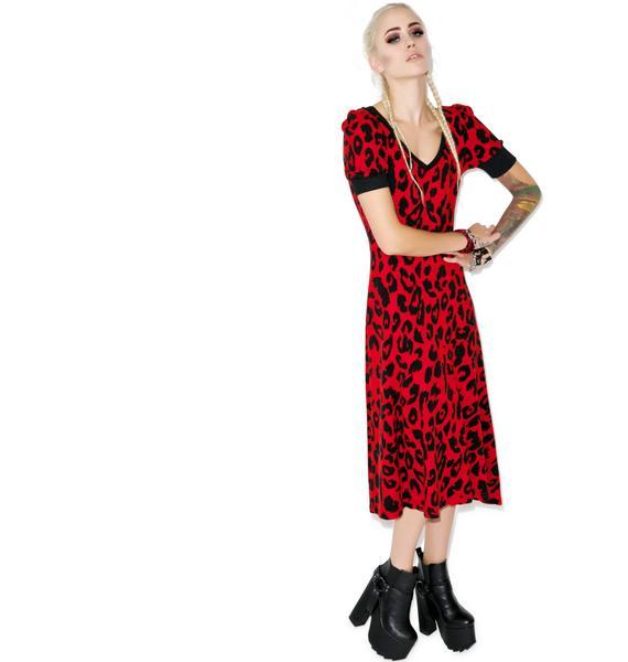 Catty Balboa Dress