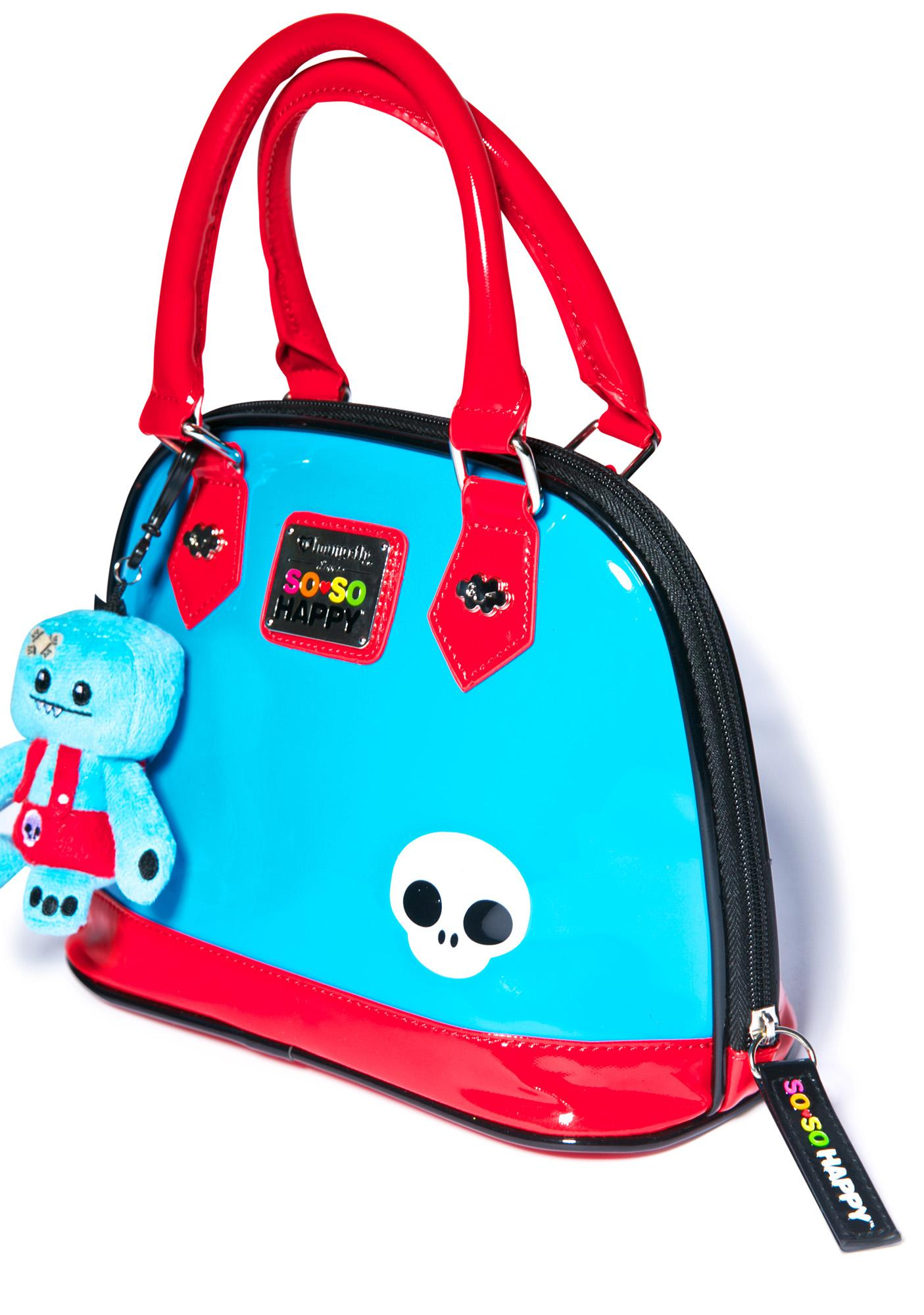 Iron Fist Ozzie Bowler Bag
