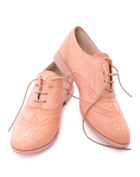 Pamper Oxfords