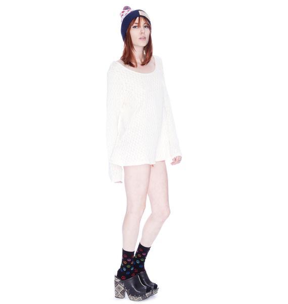 Isabella Sweater Knit Dress