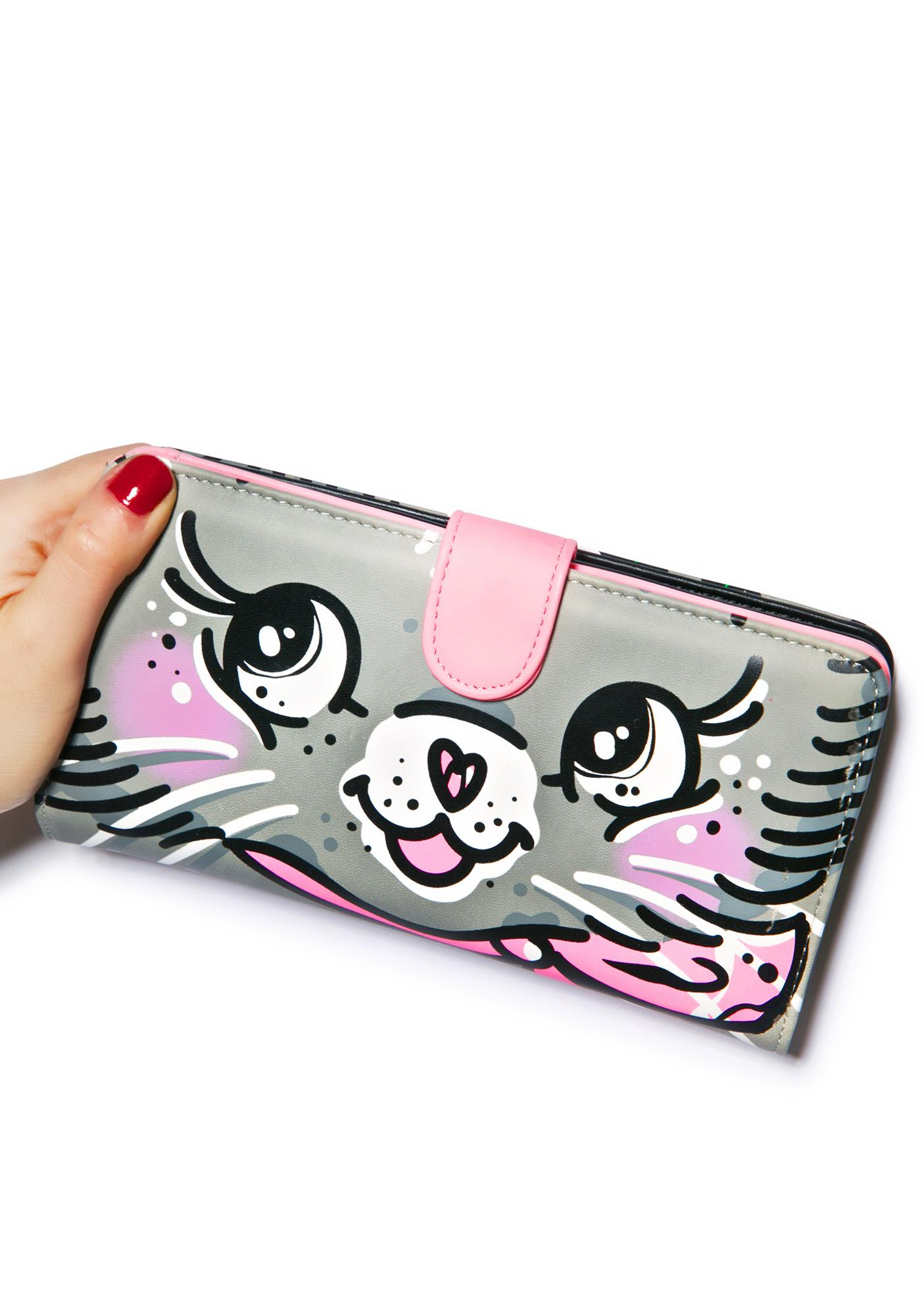 Iron Fist Pussycat Pussycat Wallet
