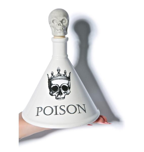Let the Poison Spill Bottle