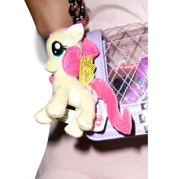 Fluttershy Plushy Clip-On