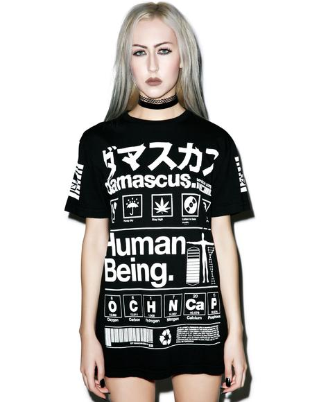 Human Being Tee