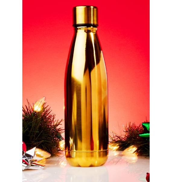 Golden Gal Smart Bottle