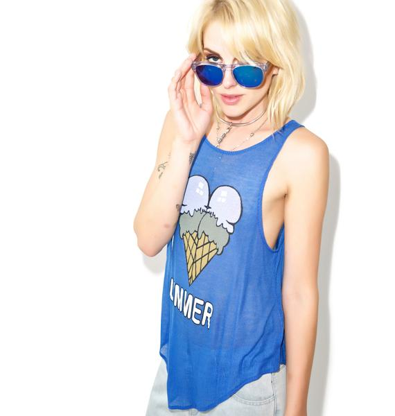 Wildfox Couture Summer Ice Cream Cassidy Tank