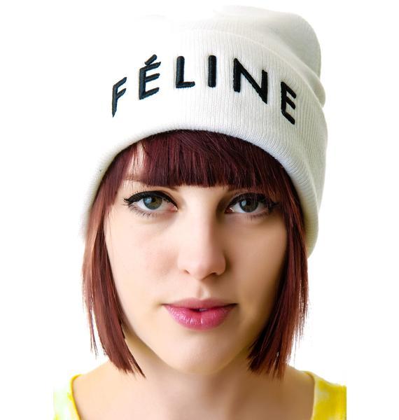 Brian Lichtenberg Feline Beanie