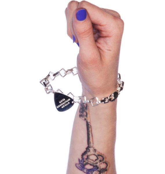 Stolen Girlfriends Club Death Metal Bracelet