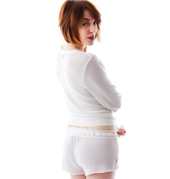 Wildfox Couture Unicorn Lounge Shorts
