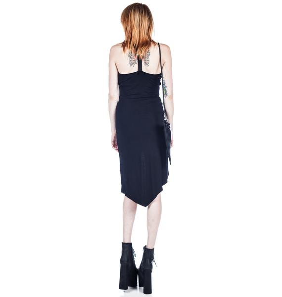 Widow Suspender Dress
