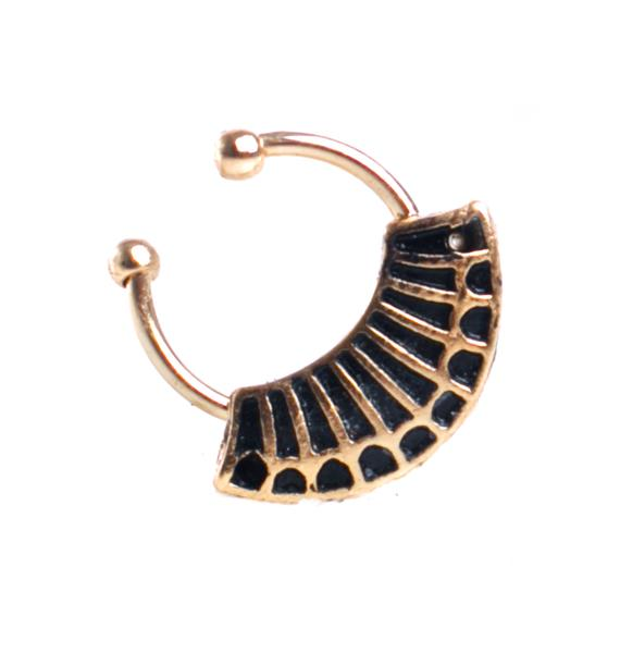 Cleopatra Septum Ring