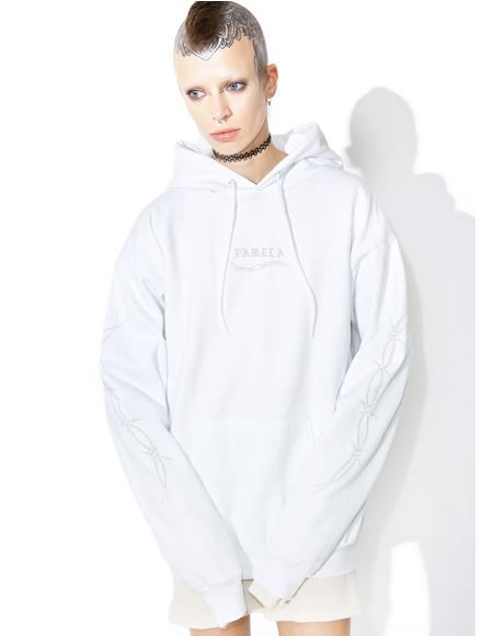 Barb Wire 3M Hoodie