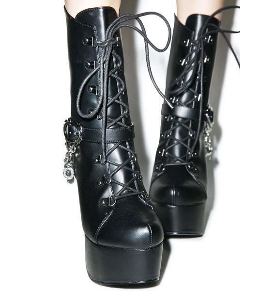 Hades Footwear Envy High Heel Boots