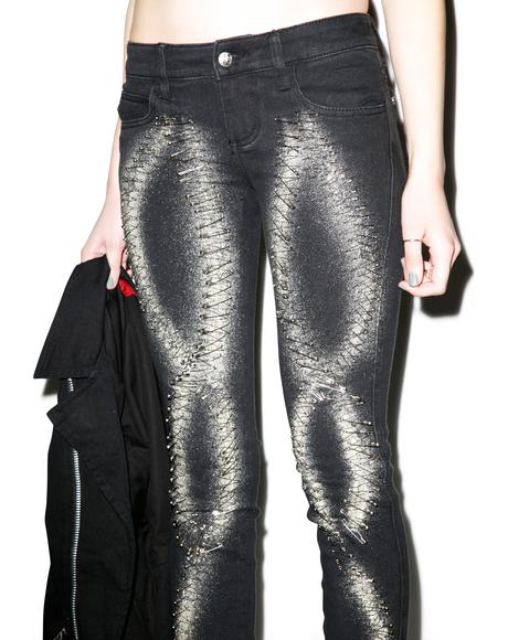 All Punk Jeans
