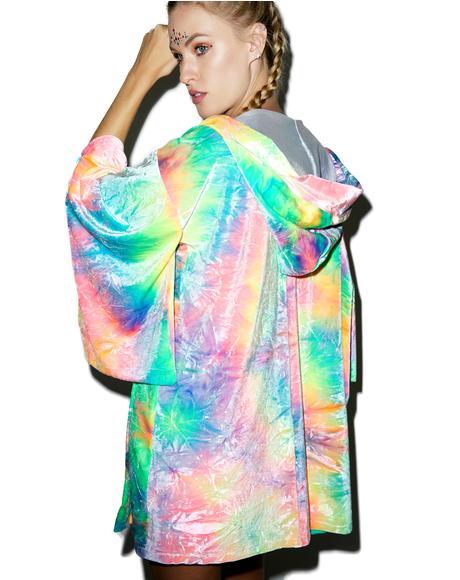 Velvet Dreamweaver Kimono