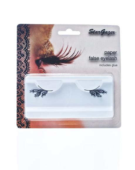 Feathers Paper Eye Lash