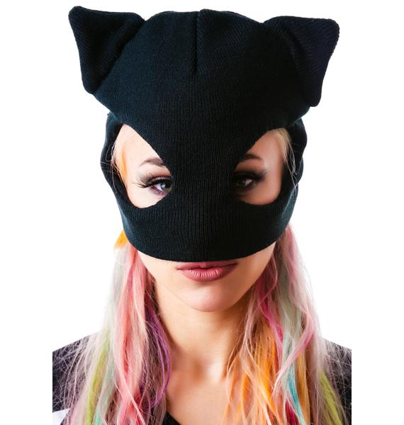 Mystery of the Cat Mask