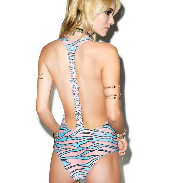 Beach Riot The Seahorse One Piece