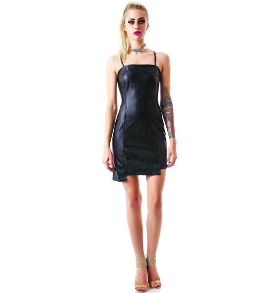 Mink Pink Nobody But Me Dress
