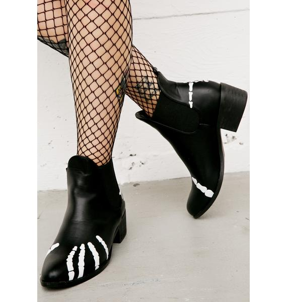 Iron Fist Grave Robber Boots