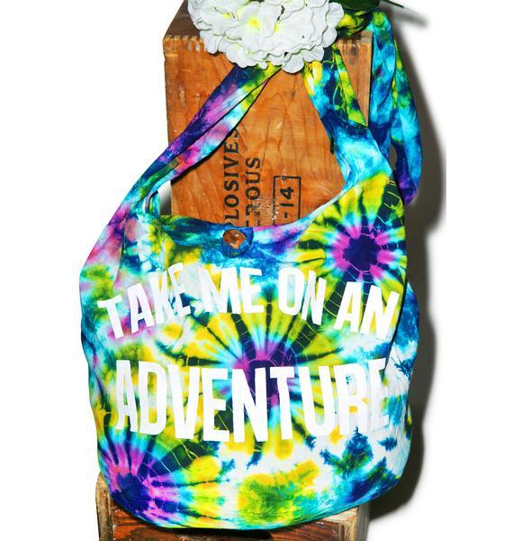Jac Vanek Adventure Hobo Bag