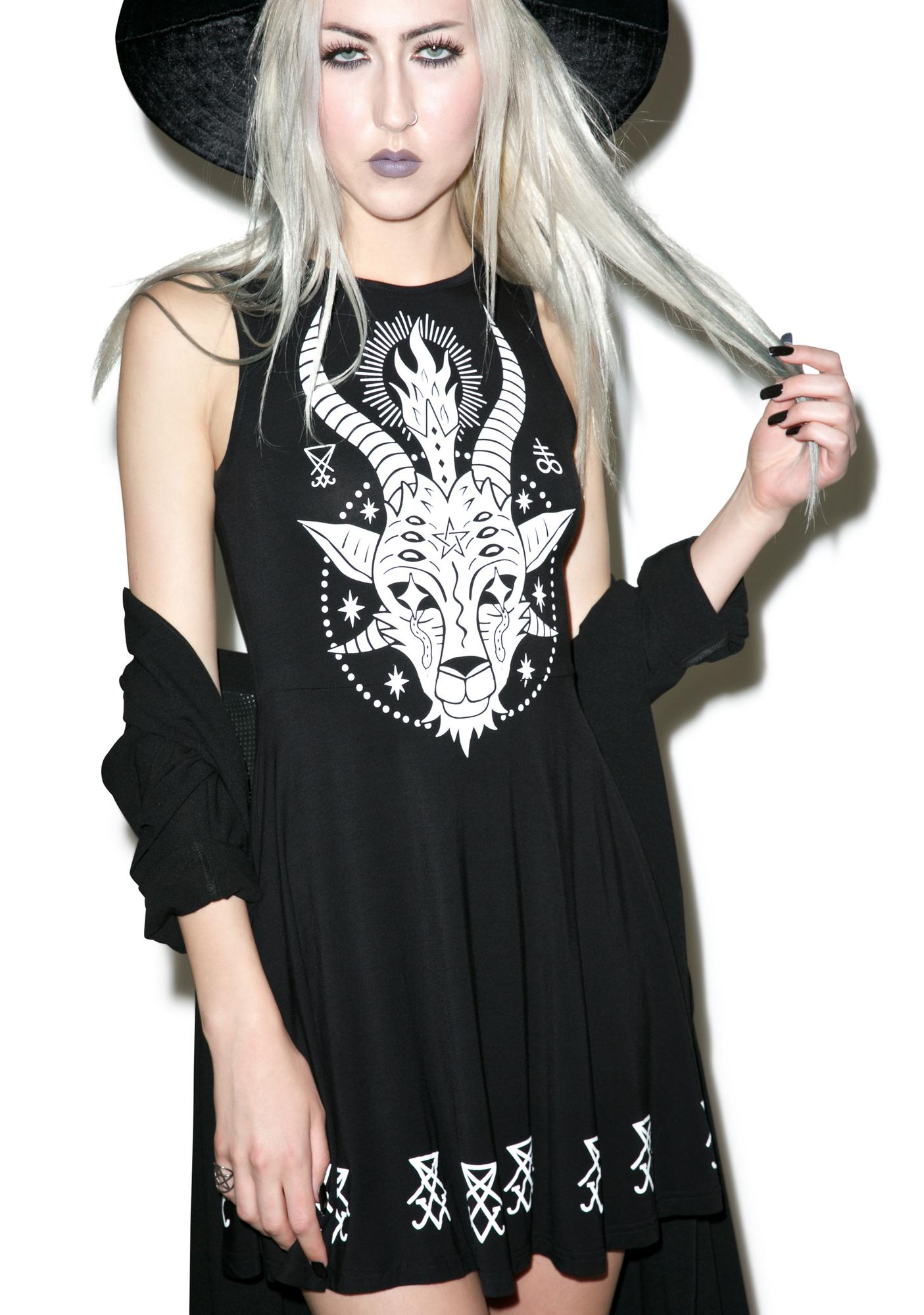 Killstar Horny Skater Dress