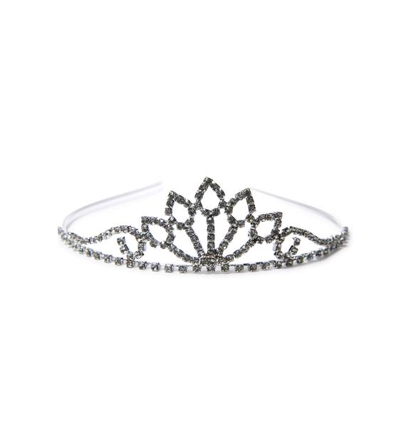 Cry Me A Tear Tiara