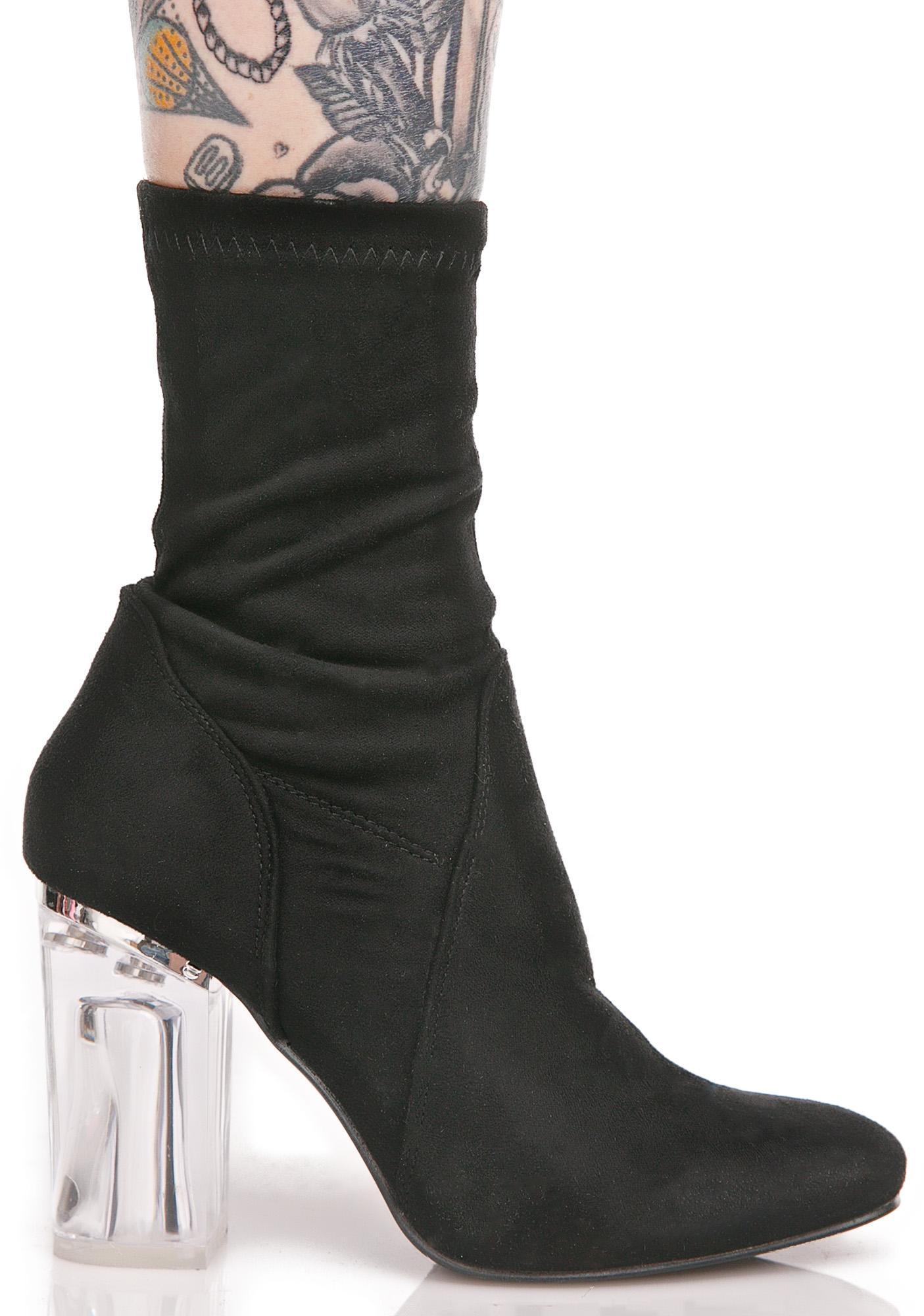 Onyx Saturn Boots