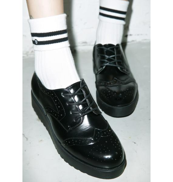 Perry Lace Up Oxfords