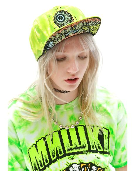 Tall Boy Keep Watch Tie Dye Snapback