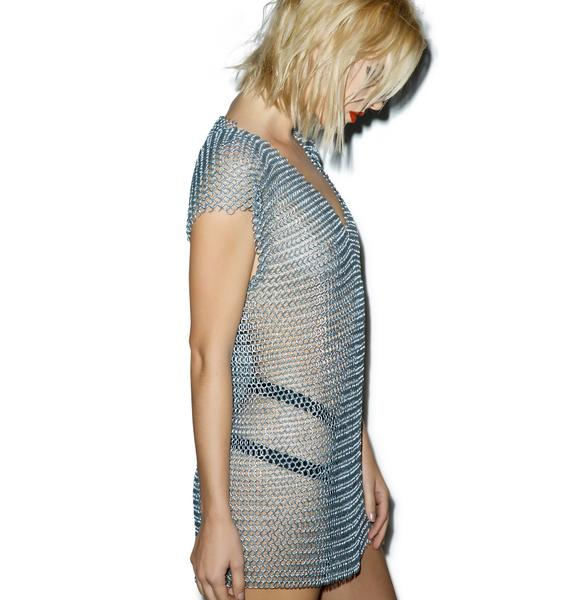Chain Mail Armor Tunic