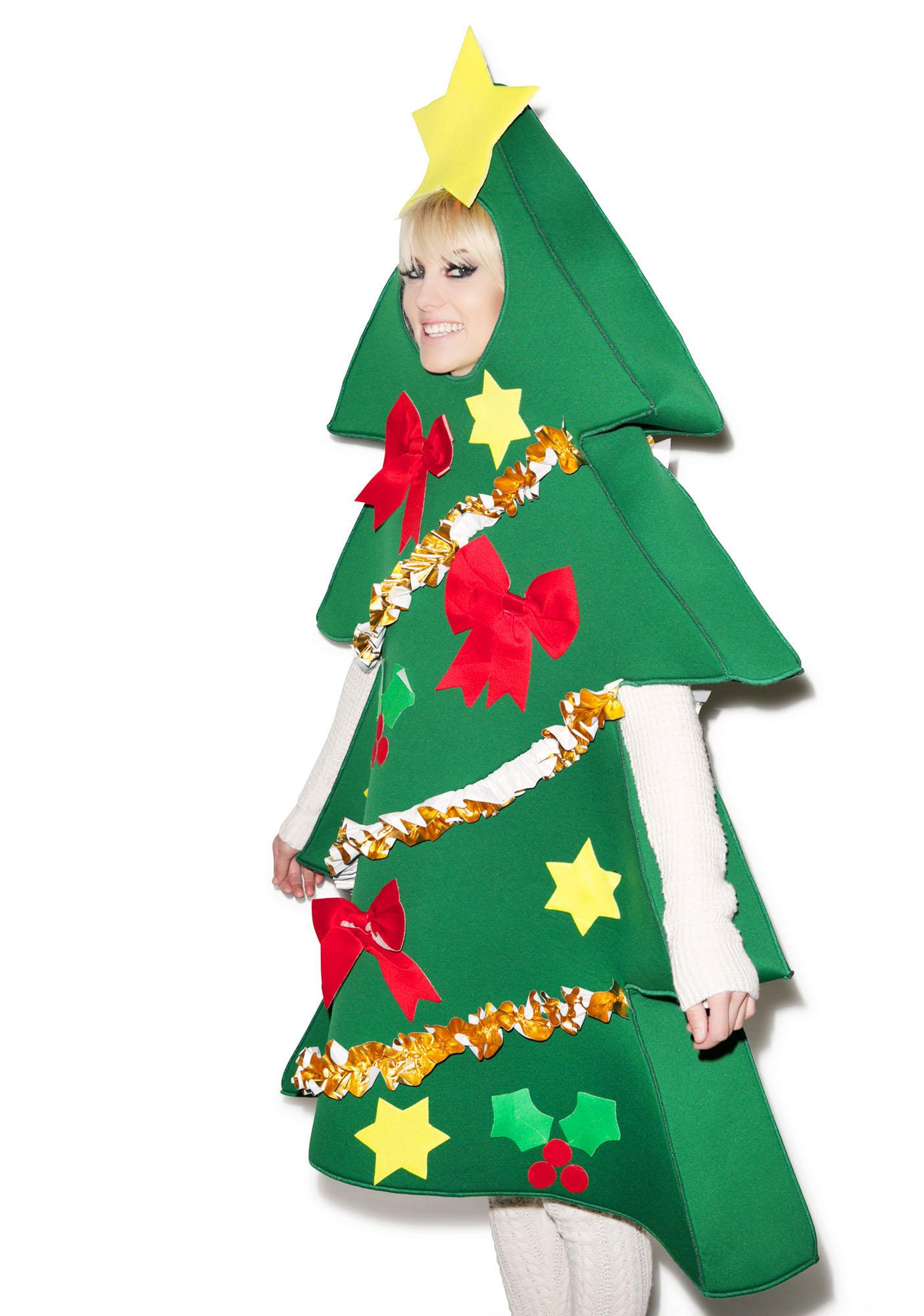 Sazac christmas tree costume dolls kill