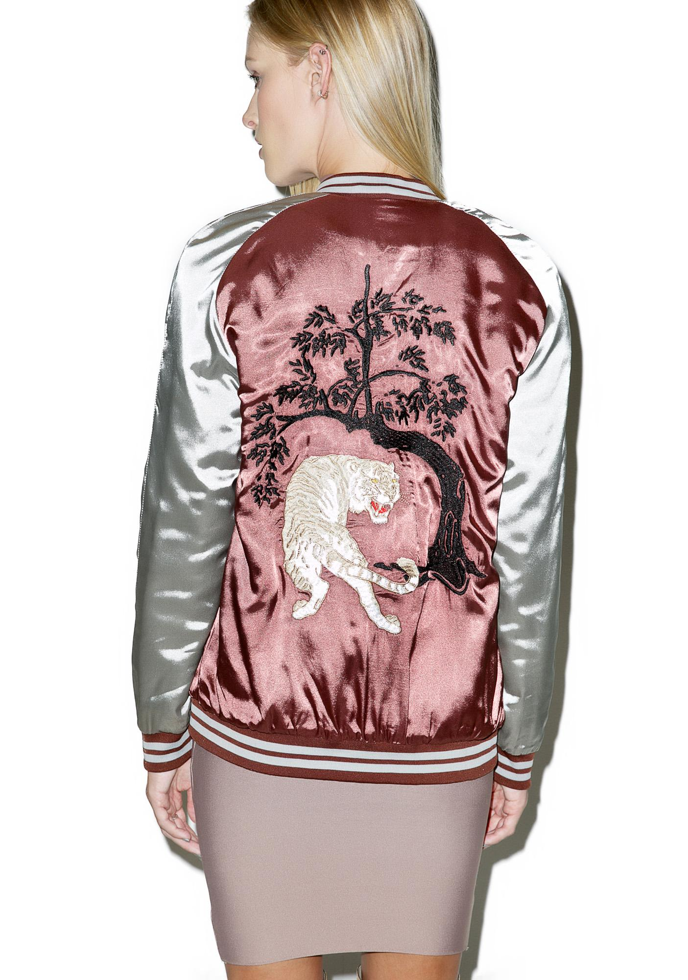Tora Souvenir Jacket