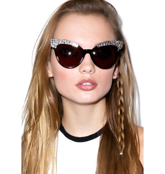 Wildfox Couture La Femme 2 Sunglasses