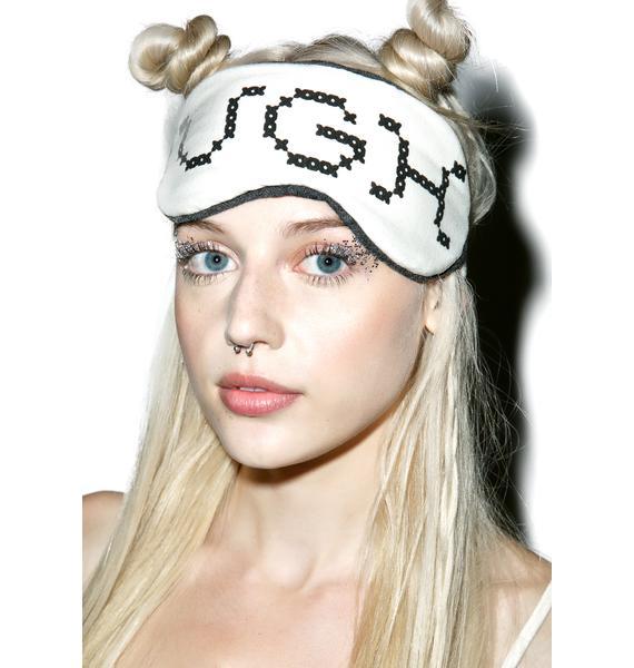 Wildfox Couture UGH Sleep Mask