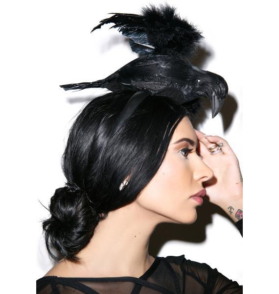 The Nevermore Headpiece