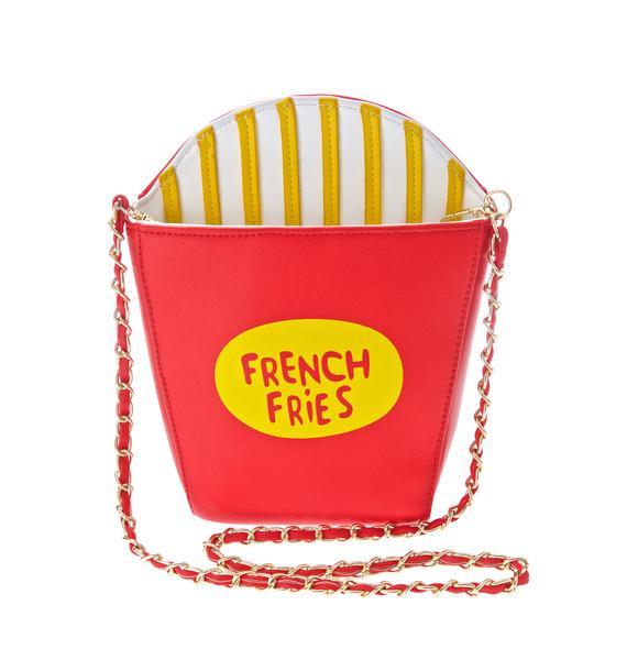 Super Sized Fries Bag