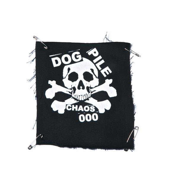 Chaos Crossbones Patch