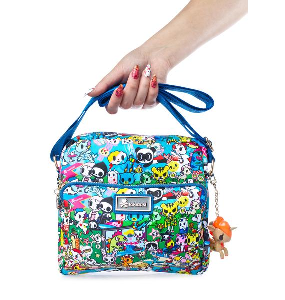 Tokidoki Summer Splash Crossbody