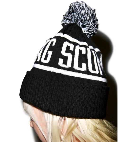 Sourpuss Clothing Scumbag Knit Beanie