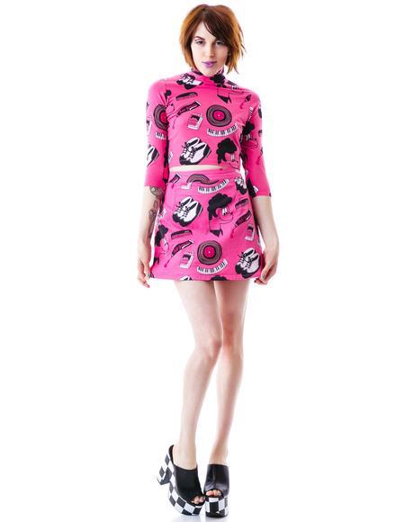 Greaser Skirt