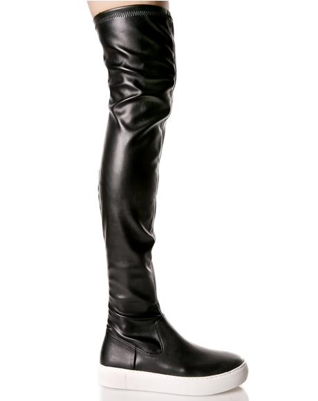Petra Tall Stretch Boots