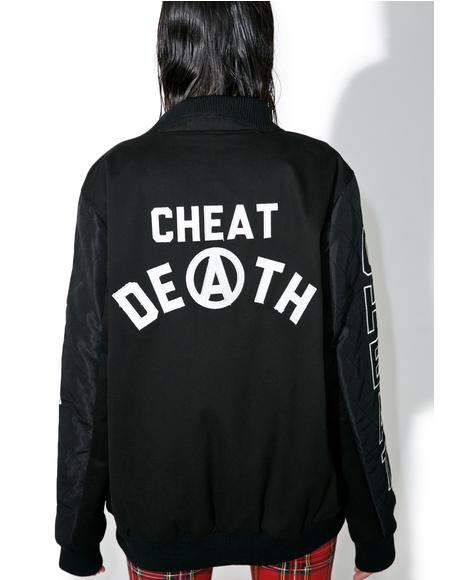 Cheat Death Bomber Jacket