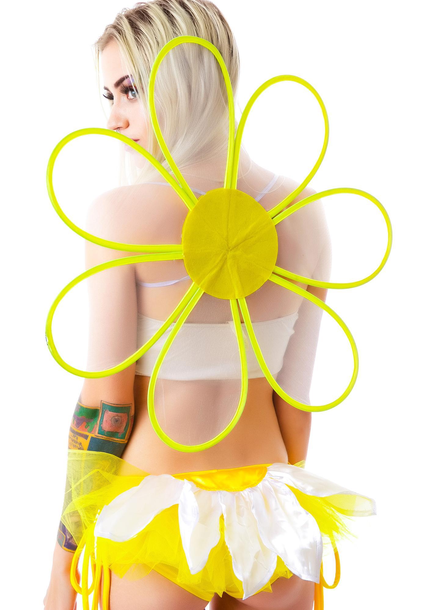 Daisy Petalz Booty Shorts