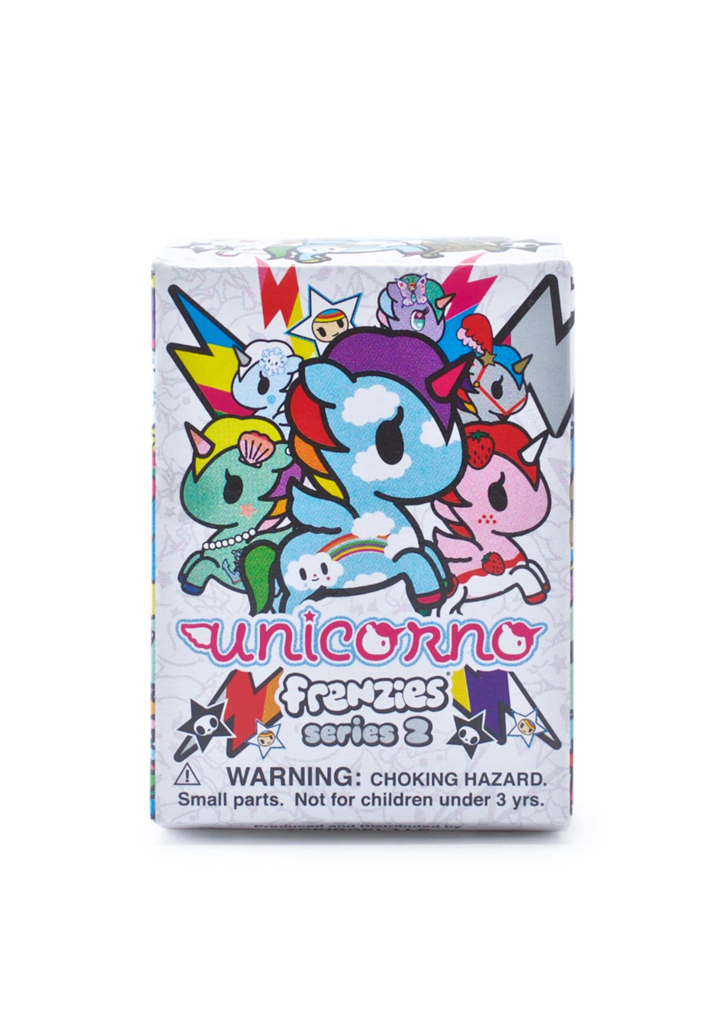 Tokidoki Unicorno Frenzies Series 2
