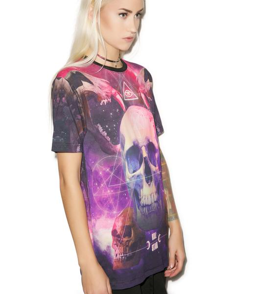 Killstar Ancient Space Tee