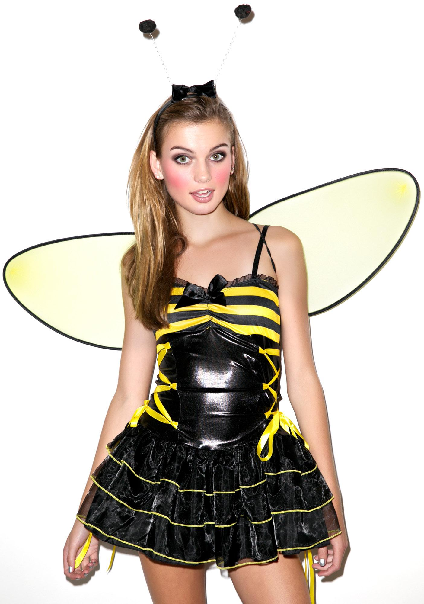 Lip Service Mizz Bee-Havin' Costume