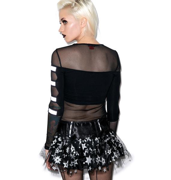 Lip Service Starry Nights Tutu Skirt