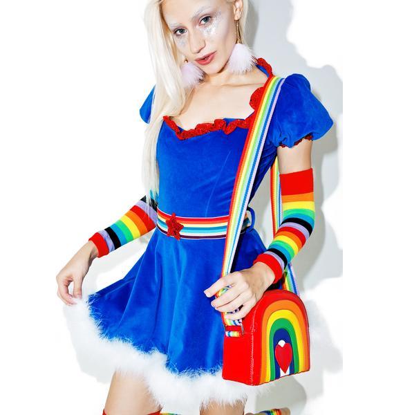 Brite Rainbow Bae Costume